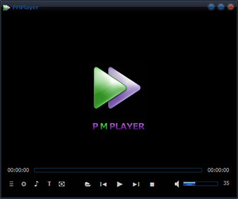 PMPlayer full screenshot